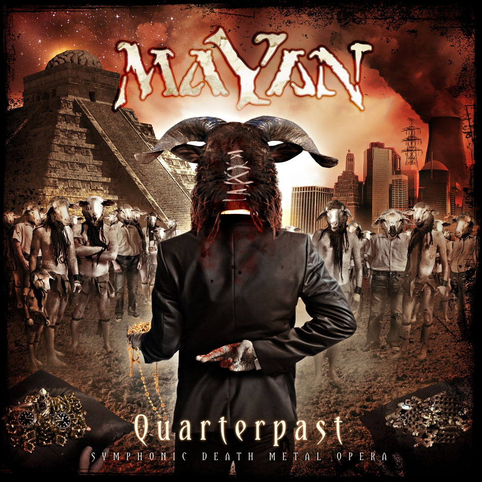 Mayan, Quarterpast