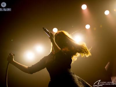 epica en concert à grenoble en 2015