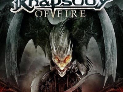Rhapsody of fire, dark wings of steel
