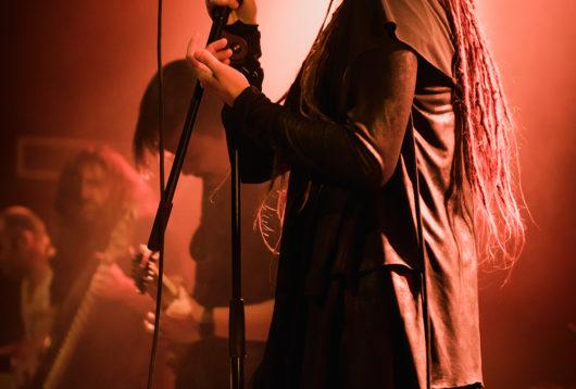 Alithia sur scène en 2017