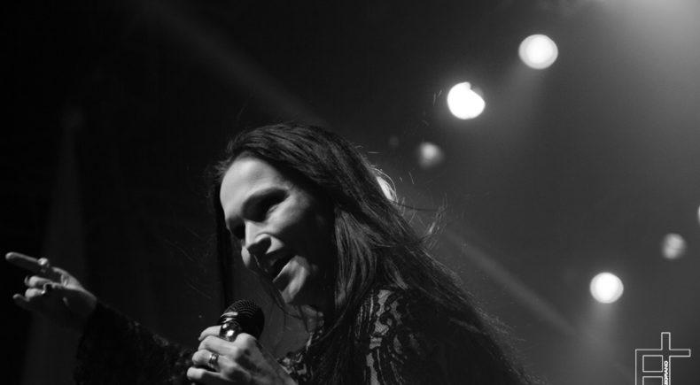 tarja turunen en concert à lyon en 2014