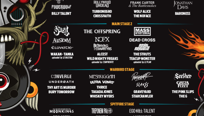 Affiche du Download Fest Paris 2018