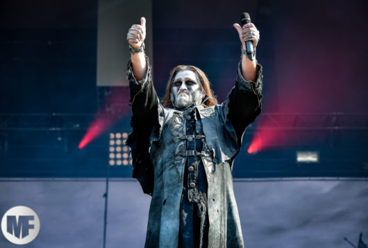 Powerwolf au Download Festival Paris le 15 juin 2018