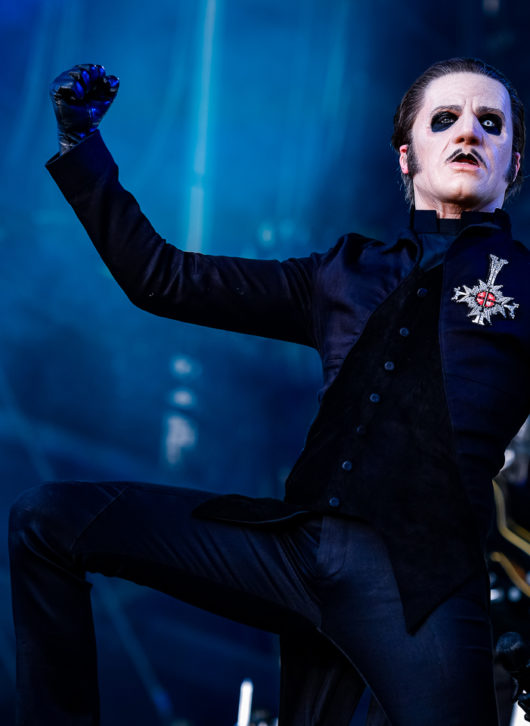 Ghost au Download Festival Paris le 15 juin 2018