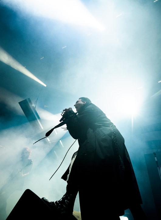 Marilyn Manson à Dijon le 21 juin 2018