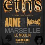 Eths à Marseille en 2017