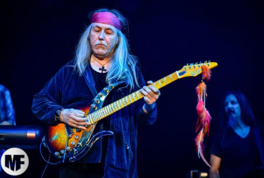 Uli Jon Roth au festival Guitare en Scène 2018