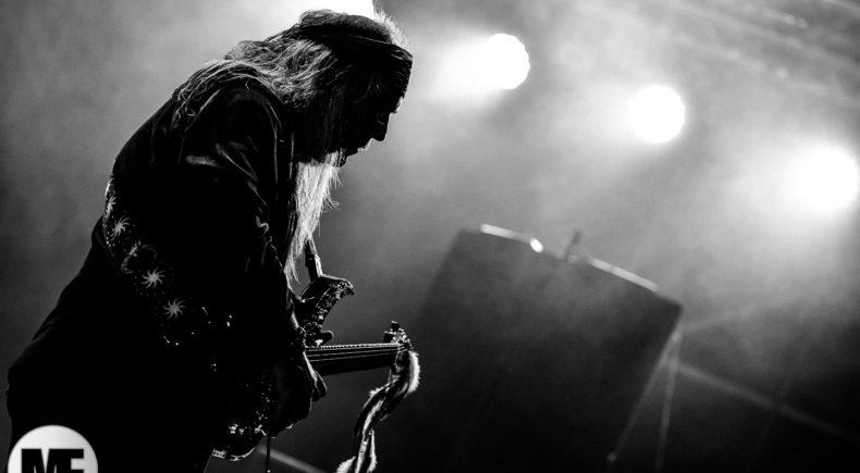 Uli Jon Roth à Guitare en Scène 2018