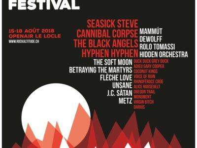 Rock Altitude Festival 2018