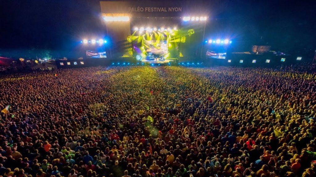 Paleo Festival 2018