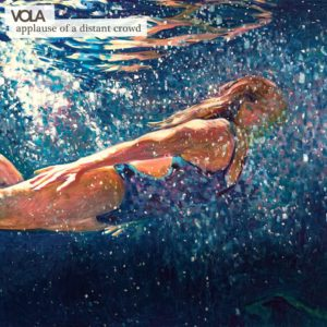 Pochette du nouvel album de Vola, Applause of a distant crowd