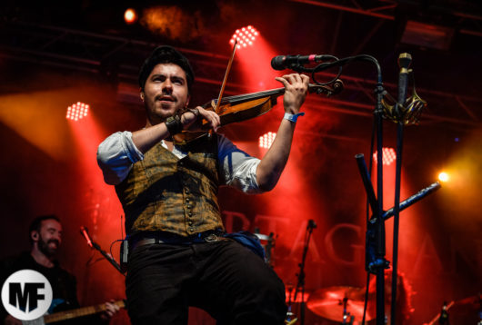 Dartagnan au Wacken Open Air 2018