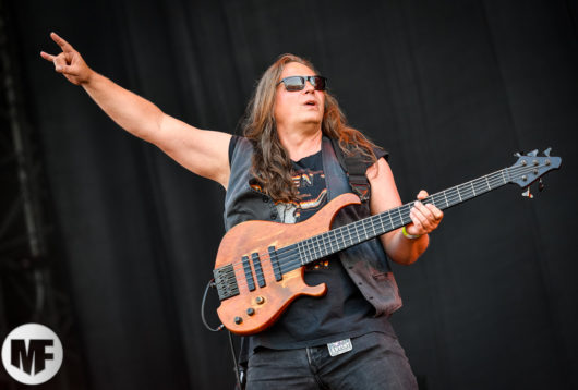 Skyline au Wacken Open Air 2018