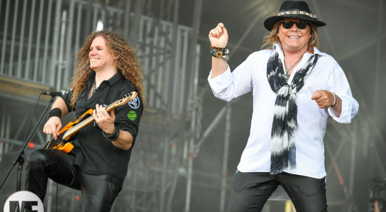 Dokken au Wacken Open Air 2018