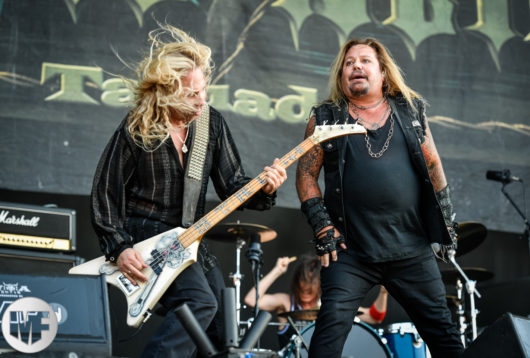 Vince Neil au Wacken Open Air 2018