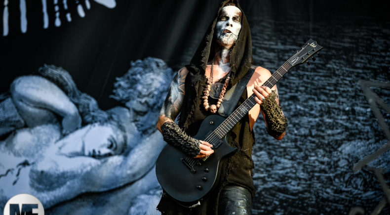 Behemoth au Wacken Open Air 2018