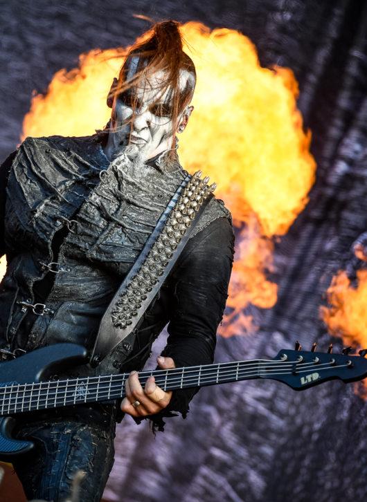 Behemoth au Wacken Open Air 2018