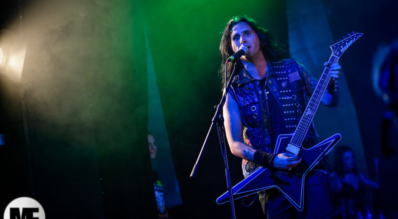 Firewind au Wacken Open Air 2018