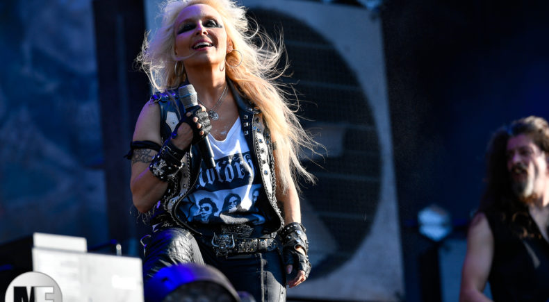 Doro au Wacken Open Air 2018