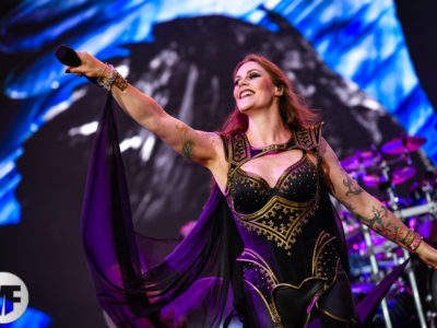 Nightwish au Wacken Open Air 2018