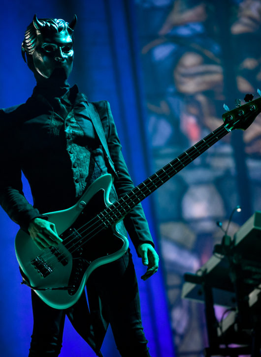 Ghost au Wacken Open Air 2018