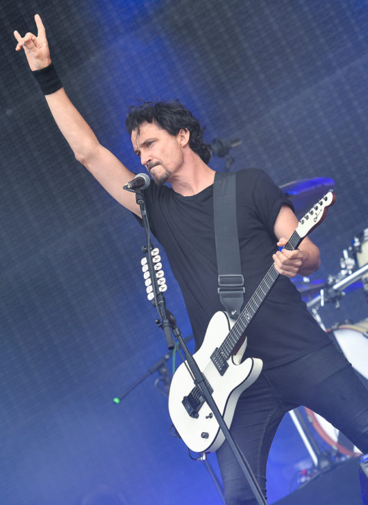 Gojira au Wacken Open Air 2018