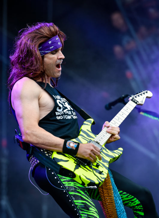 Steel Panther au Wacken Open Air 2018