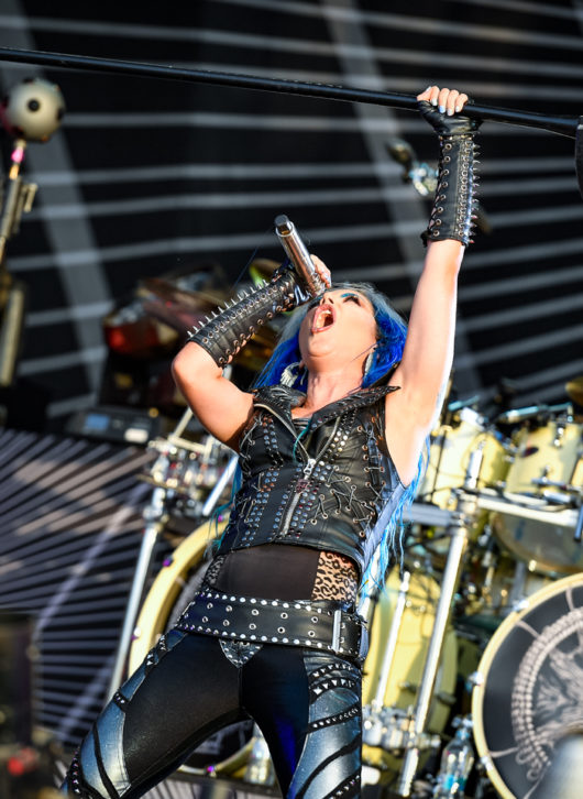 Arch Enemy au Wacken Open Air 2018
