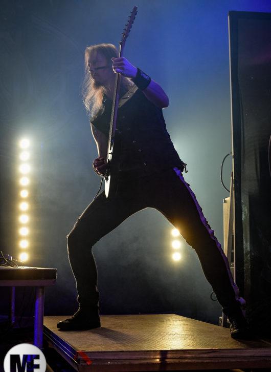 Ensiferum à l'Octopode Festival 2018