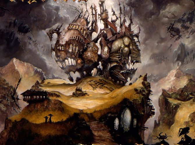 Into The Electric Castle d'Ayreon