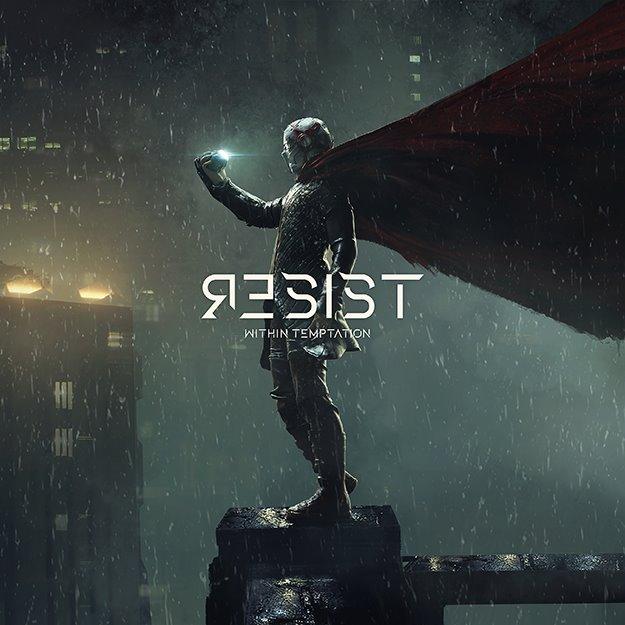 Within temptation, pochette de Resist