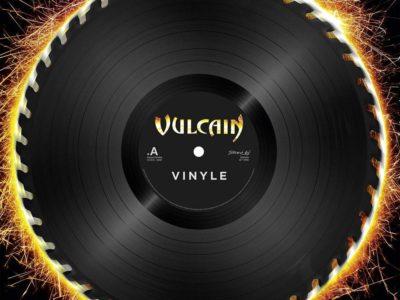 vulcain vinyle