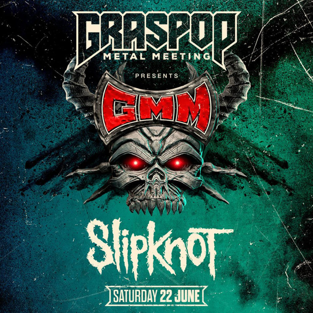 Slipknot Graspop