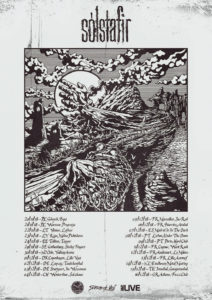 Sosltafir Tour 2018