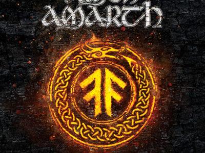 Amon AmarthLive Album Cover