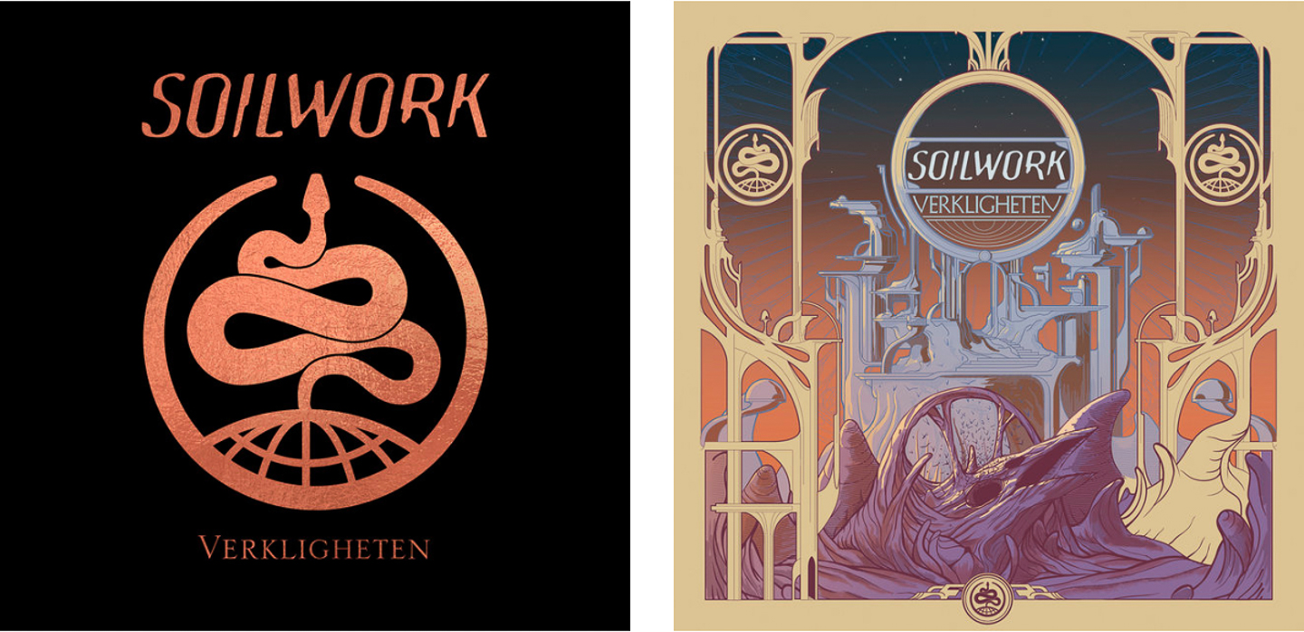 soilwork New Cover