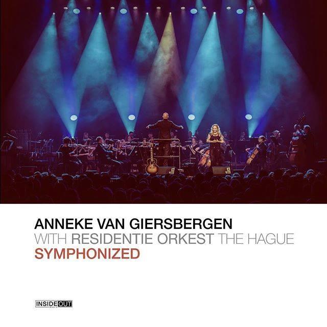 Symphonized par Anneke van giersbergen