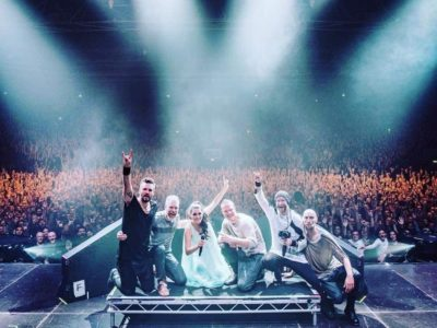 Within temptation au zénith de paris en 2018