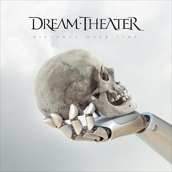 Dream theater, distance over time