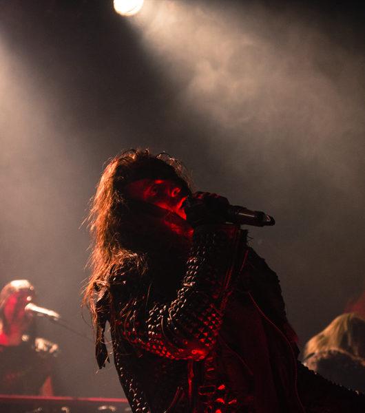turisas en concert à lyon en 2014