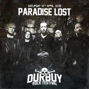 Paradise Lost Durbuy Rock Festival