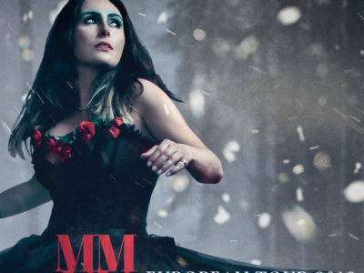 within temptation affiche du zénith de paris en 2018