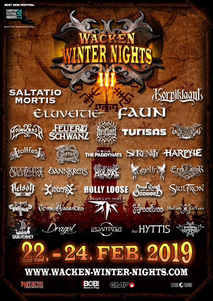 Wacken Winter Nights III / 3