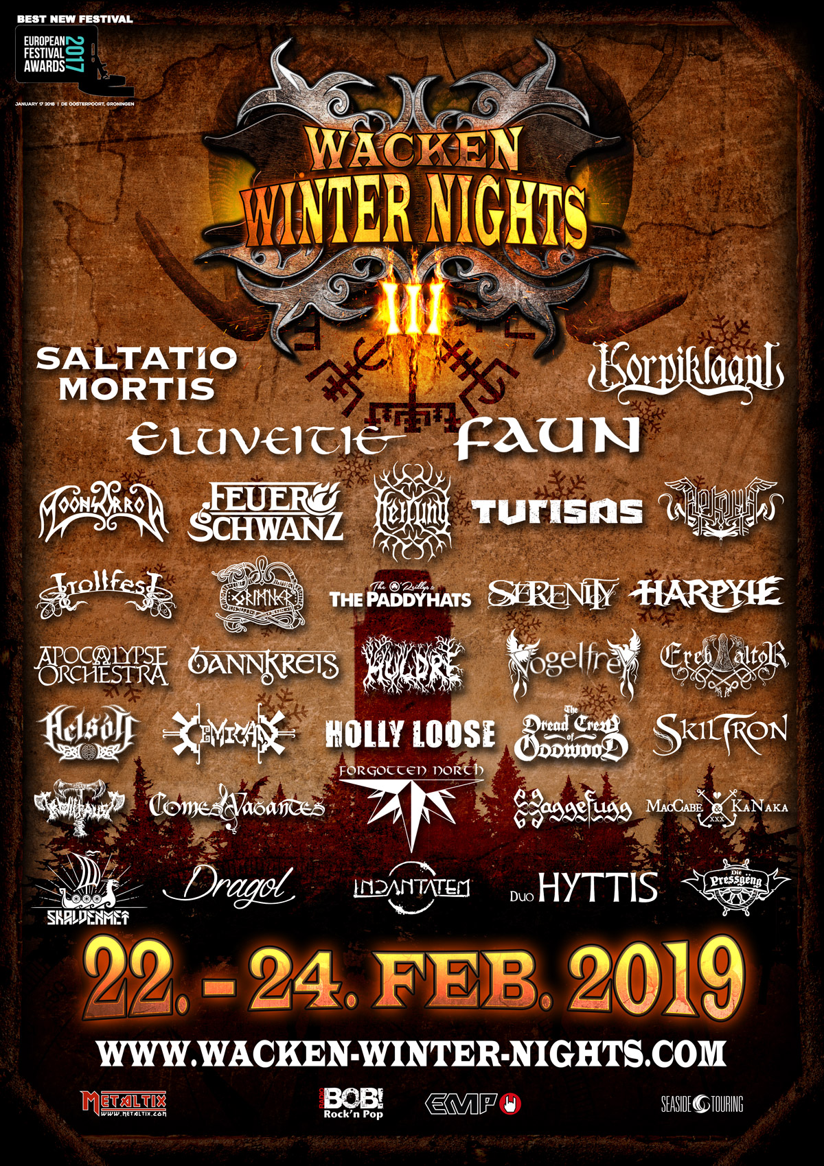 Wacken Winter Nights III / 3
