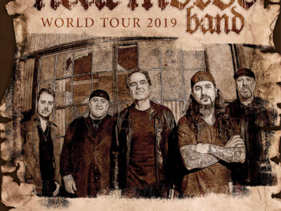 neal morse band en concert à lyon en 2019