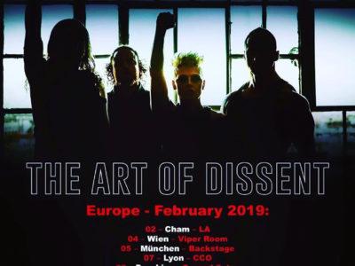 OTEP Europe Tour 2019