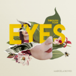 marcela bovio pochette de l'album through your eyes sorti en 2018