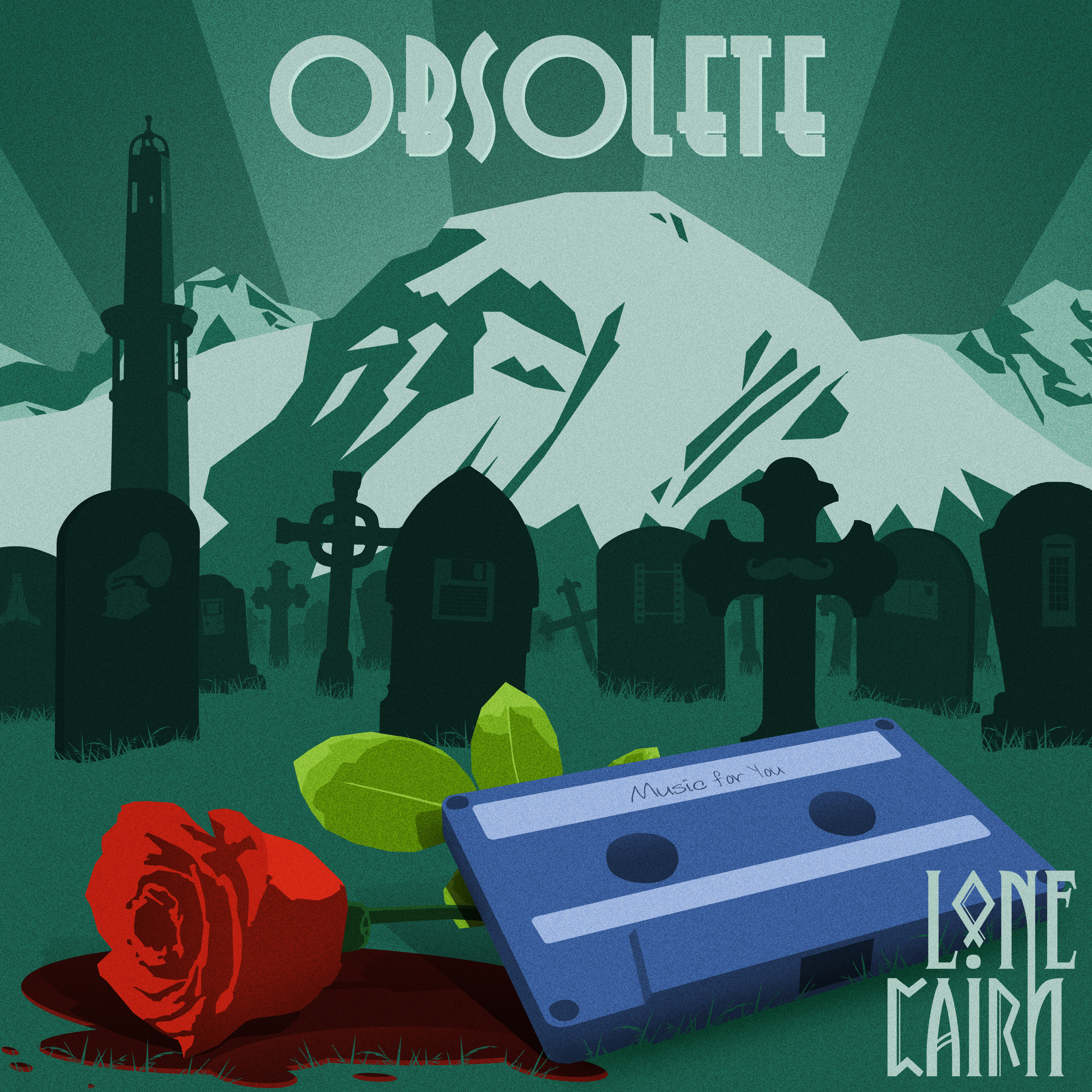 Lone Cairn - Obsolete