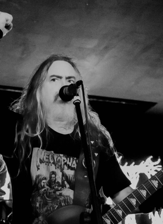 Incantation au Gibus Live Paris 2019