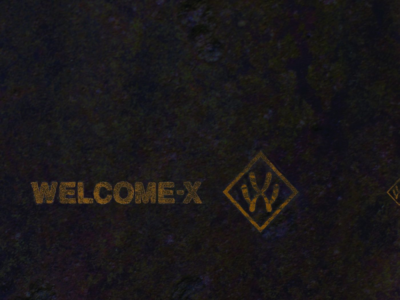 welcome x